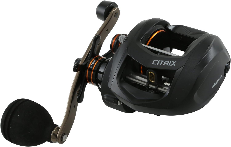 Okuma Citrix 300 Large Capacity Low Profile Baitcaster