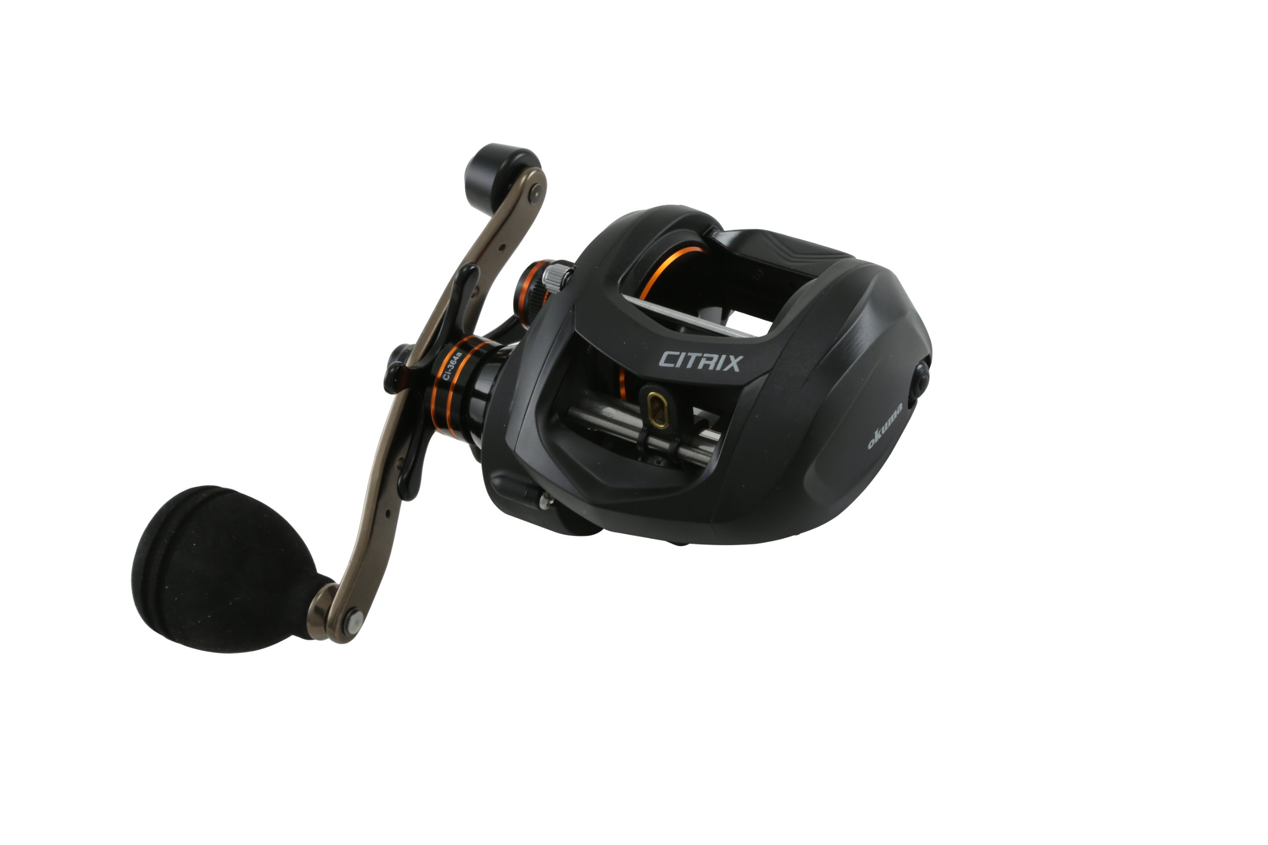 Okuma Ci354Pa Citrix ''A'' Low Profile Reel, Right Hand by Okuma