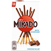 Mikado Chocolate con Leche, 4 unidades (4 x 75 ...