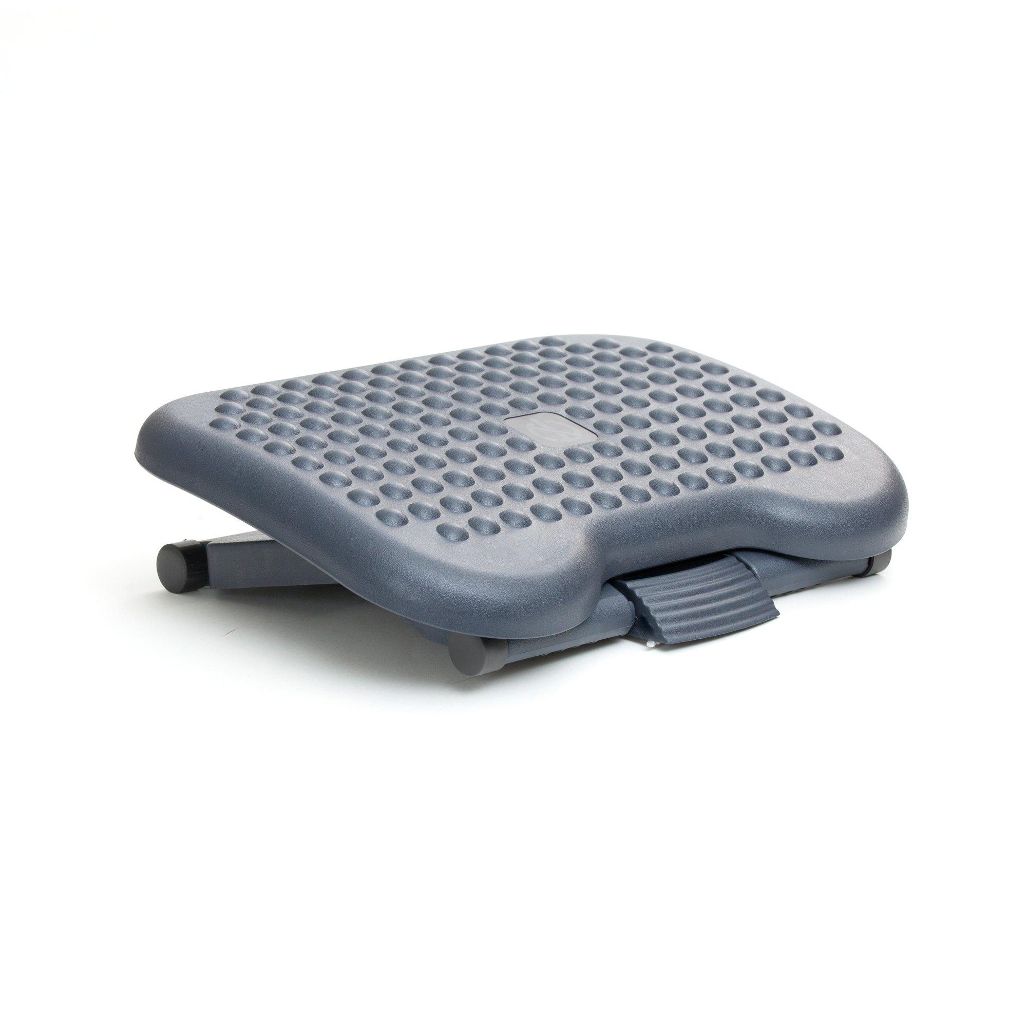 Mind Reader 2FTREST-BLK 2 Pack Adjustable Height Ergonomic Foot Rest, Black by Mind Reader (Image #6)