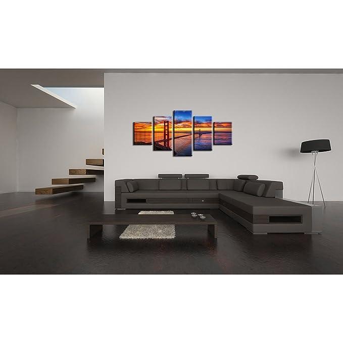 5 teiliges bild aufh ngen abstand. Black Bedroom Furniture Sets. Home Design Ideas