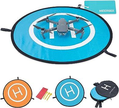 Meersee Drone Landing Pad 75cm Pista de Aterrizaje para dji Phantom 3 Dron Accesorios Plataforma de Dterrizaje para dji Mavic Pro Phantom 3 3 Standard ...