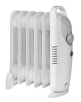 Eurom – 8618512 Radiador eléctrico para adulto, color blanco