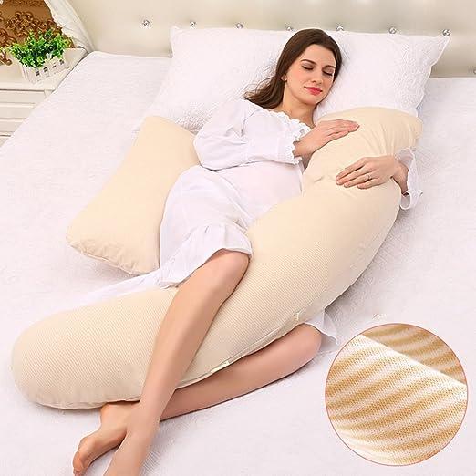 embarazada Mujeres Cojín, Cojín de lactancia cintura lado ...