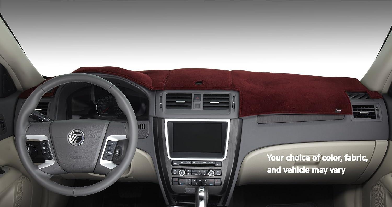 Covercraft DashMat VelourMat Dashboard Cover for Hyundai Equus Plush Velour, Beige