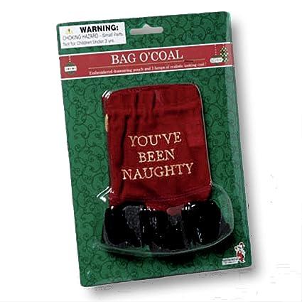 Coal for christmas joke gifts