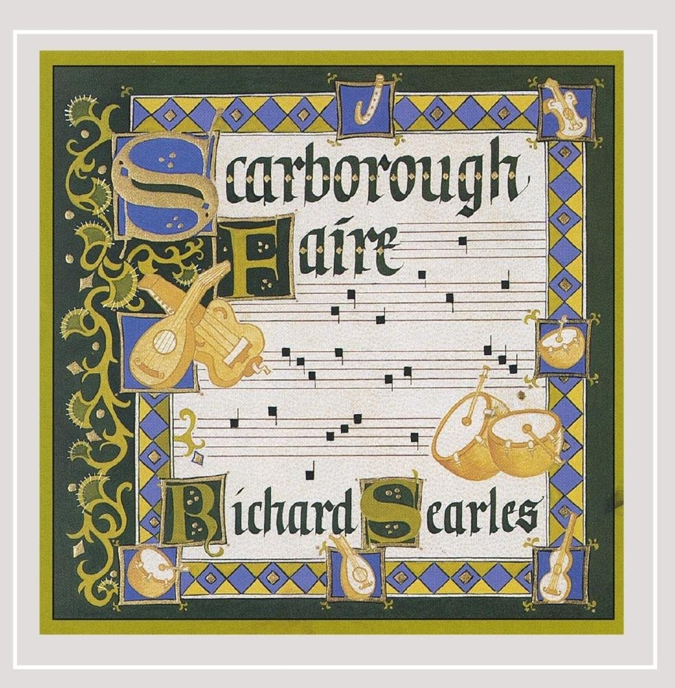 Scarborough Faire by Earth Dance Music