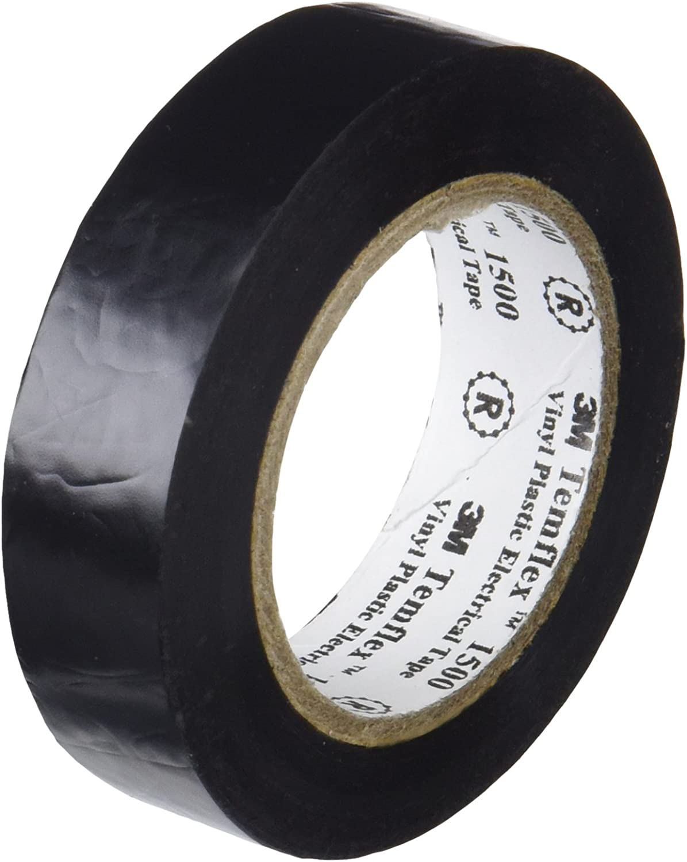 NASTRO ISOLANTE 3M NERO 15 mm. X 10 metri