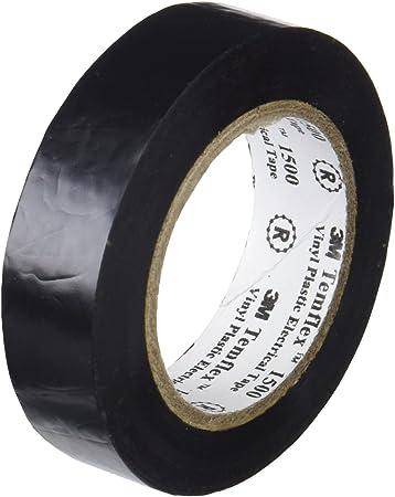 ISOLIER Isolation Elektro Klebeband Kabel Isolierband 10 Schwarz 15mm x 10m