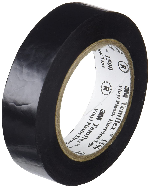 3M TSCH1510 Temflex 1500 Vinyl Elektro-Isolierband, 15 mm x 10 m, 0 ...