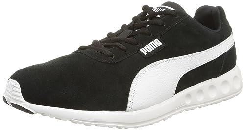 Puma Elsu SL Sneaker Unisex adulto Blu Blau peacoat white 03 40