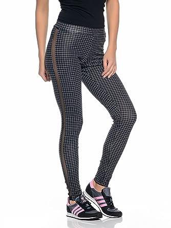 990b2425f7b73 adidas Originals - Legging - Femme noir noir 36  Amazon.fr ...