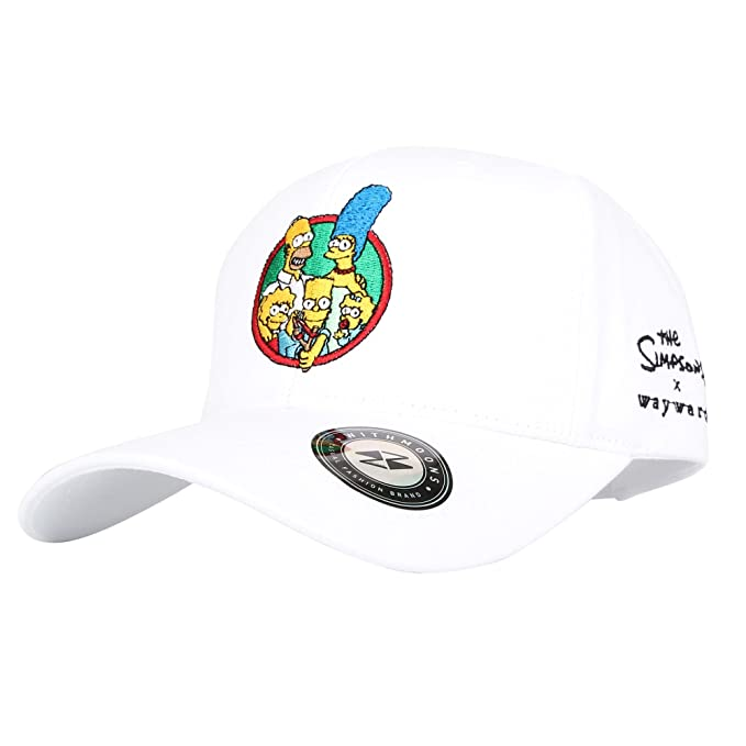 Gorra de Bart Simpson para niños - Veranohttps://amzn.to/2Mgs7Ks