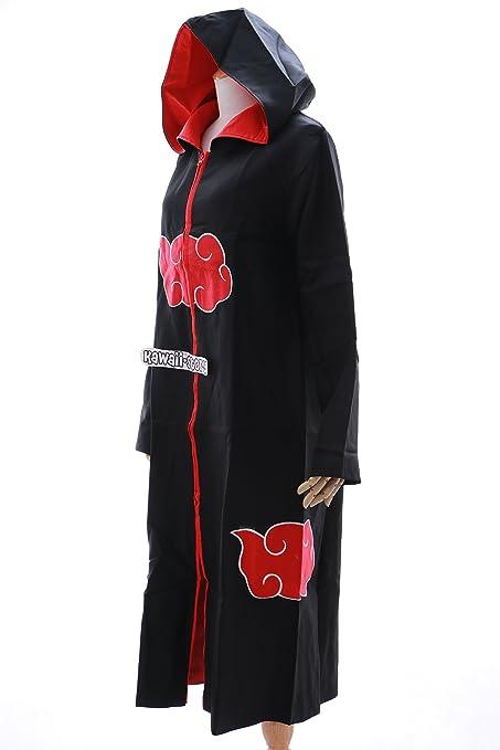 N - 02 taille xL (naruto sasuke team taka akatsuki itachi cosplay kawaii story-manteau
