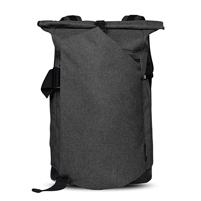 aebce3e2b188 Amazon.com  Cai Rolltop Backpack Travel Backpack Waterproof Laptop ...