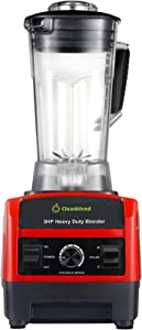 Cleanblend Classic Blender, Personal Blender for Shakes and Smoothies, High-Power Blender for Juice, Soups, and More, 1800-Watt 3-Horsepower Motor, Stainless Steel Blades, 64-Ounce Pitcher