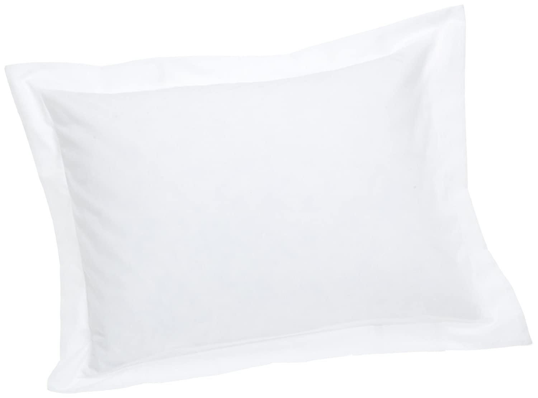 Levinsohn Fresh Ideas Tailored Poplin Pillow Sham Euro, Black Levinsohn Textile FRE201XXBLAC11