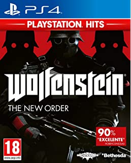 Bethesda Wolfenstein: The New Order, PS4 Básico PlayStation 4 ...
