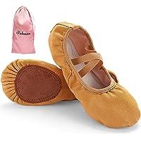 Palazen Zapato de Ballet para Niña y Mujer