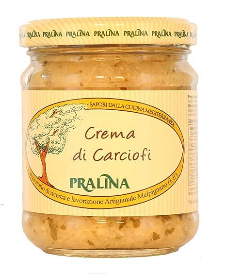 Pralina - Crema de alcachofa artesanal 180gr