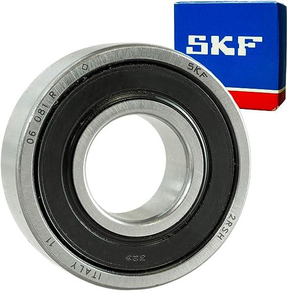10 x Roulement 6201-2RS caoutchouc étanche ID 12 mm OD 32 mm largeur 10 mm