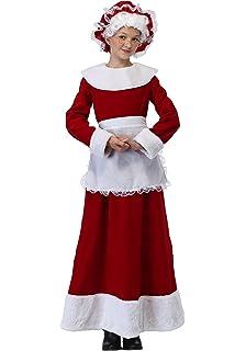 Amazon.com: Bapbog - Disfraz de Papá Noel para niños, de ...