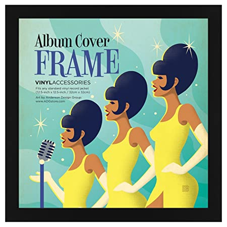 Premium Album Frame - Made to Display Album Covers and LP Covers ...