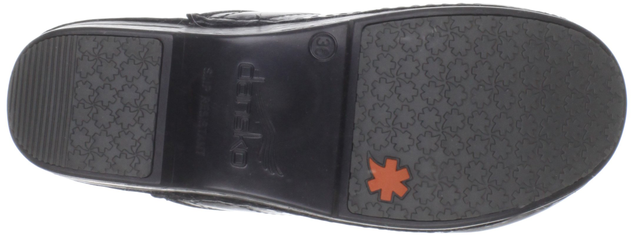 Dansko Women's Pro XP Clog,Ebony,35 EU/4.5-5 M US by Dansko (Image #3)