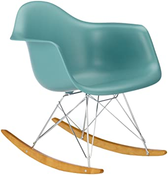 Vitra 4401130021 Stuhl Rar Eames Plastic Armchair Gestell Verchromt