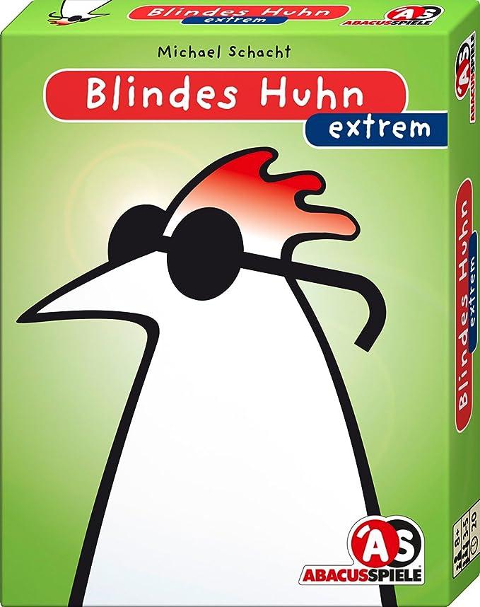 Abacusspiele 08165 – blindes Gallina Extremadamente, Juego de cartas , color, modelo surtido: Schacht, Michael: Amazon.es: Juguetes y juegos