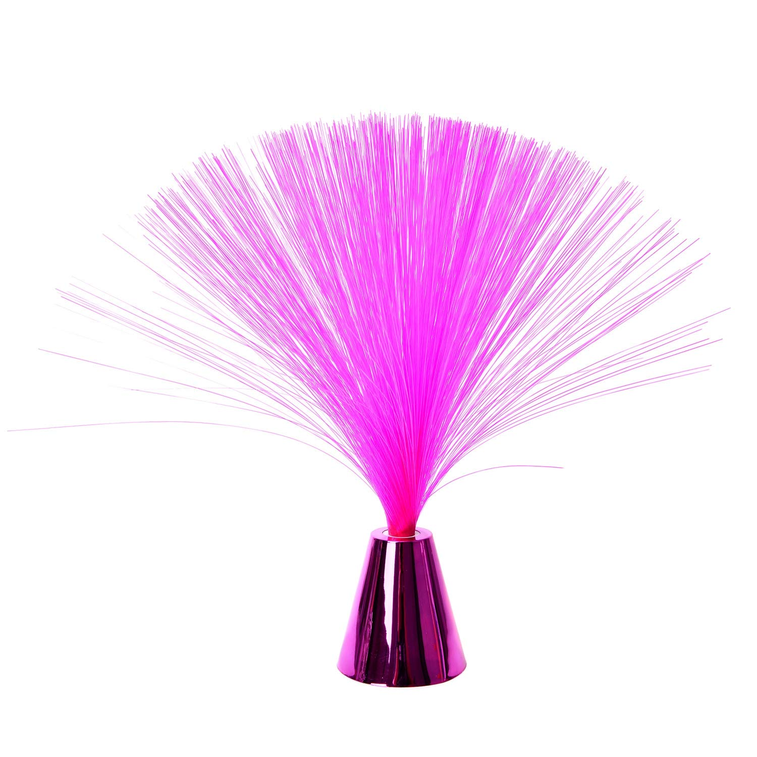 Shop LC Pink Mini Fiber Optic Light Requires 3AAA Batteries Not Included