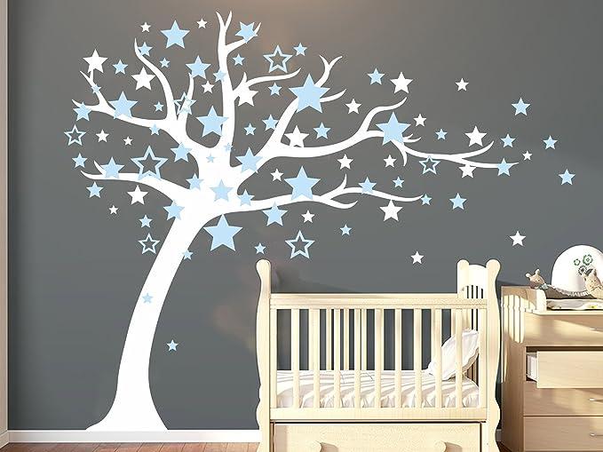 5 opinioni per BDECOLL stencil muro/Baby Shower-Decorazione da parete/adesivi murali camera da
