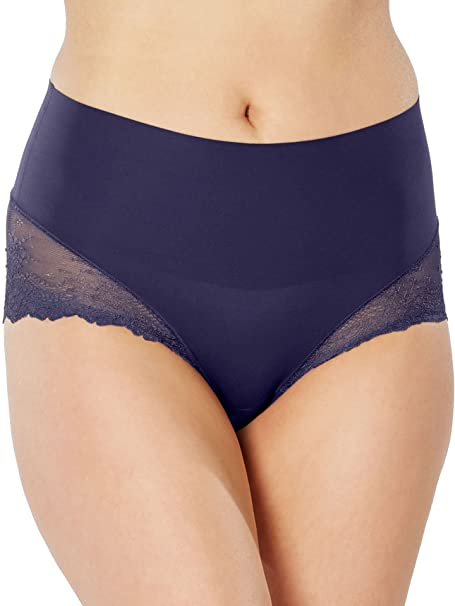 02c166d1f6807 Undie-tectable Lace Cheeky Brief  Amazon.ca  Clothing   Accessories