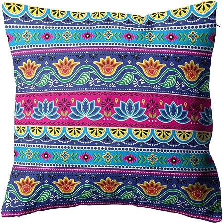 Joaffba Throw Pillow Cover Pakistani