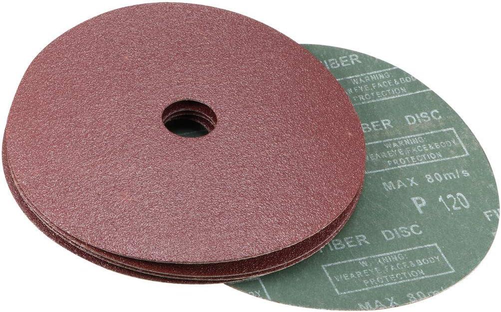 3 in Disc Dia 45 Units Aluminum Oxide 8000 RPM Non-Woven Finishing Disc