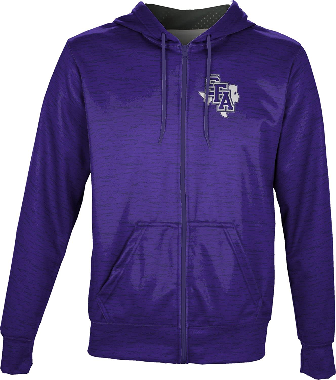 Stephen F Austin State University Girls Zipper Hoodie Ombre School Spirit Sweatshirt