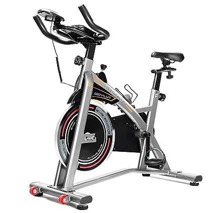 Amazon lordbee new home gym adjustable steel exercise bikes
