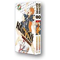 Pack Haikyû!! nº 01 + 02 (Manga Shonen)