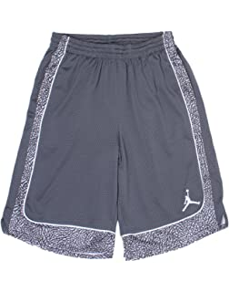 2e72caa7e653 Amazon.com  Nike Boys Air Jordan Mesh Athletic Basketball Shorts ...