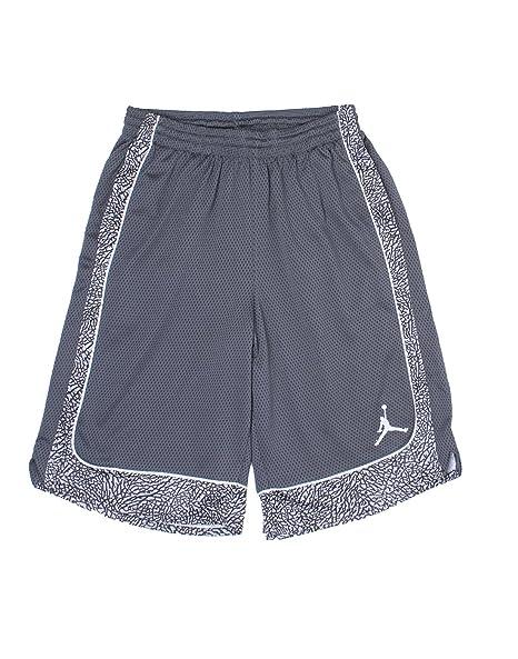 d7cfdd0853a4b4 Amazon.com  Jordan Nike Boys  Elephants Print Dri-Fit Basketball ...
