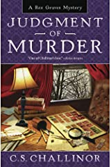 Judgment of Murder (A Rex Graves Mystery Book 8)