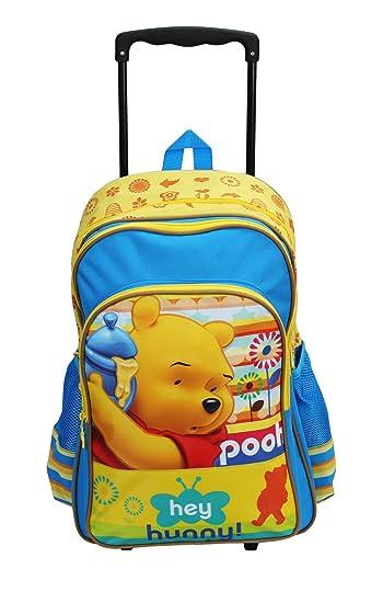 Buy Winnie the Pooh Blue Trolley Bag 18