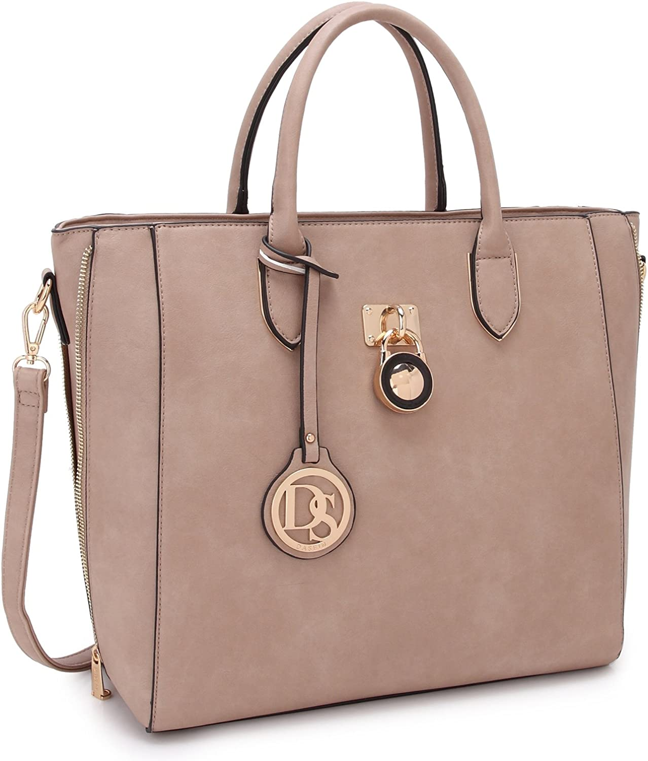 DASEIN Women Handbags Purses Large Tote Shoulder Bag Top Handle Satchel Bag for Work