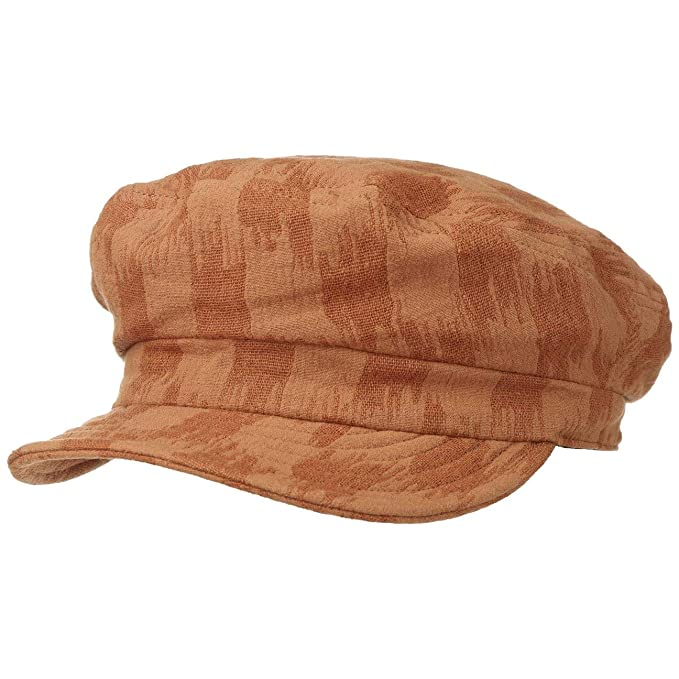Brixton Gorra Marinera Fiddler Tobacco Baker Boy: Amazon.es: Ropa ...