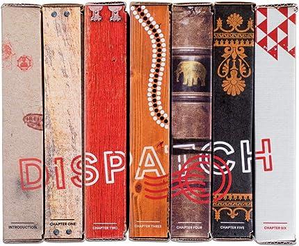 Dispatch - Juego de 7 Cajas de Almacenamiento interactivas para Sala de Escape: Breakout Games: Amazon.es: Juguetes y juegos