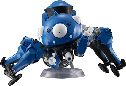 Amazon Com Ghost In The Shell Stand Alone Complex 2045 Tachikoma Bandaitamashii Nations Robot Spirits Toys Games