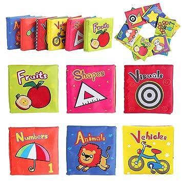 Amazon.com: Juguetes para bebés de 6 a 12 meses de duración ...