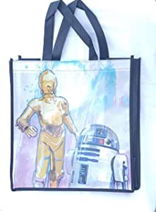 99573 Star Wars Darth Vader Small Recycled Shopper Tote Grocery Gift Lunch Bag
