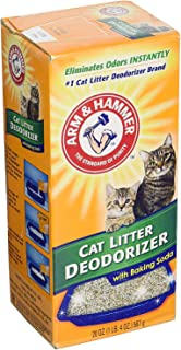 product image for Arm and Hammer Cat Litter Deodorizer Powder (3 Pack)