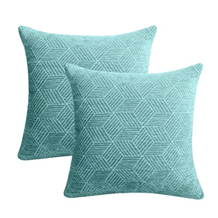 Amazoncom Mrniu Set Of 2 Throw Pillow Covers Coastal Cushions